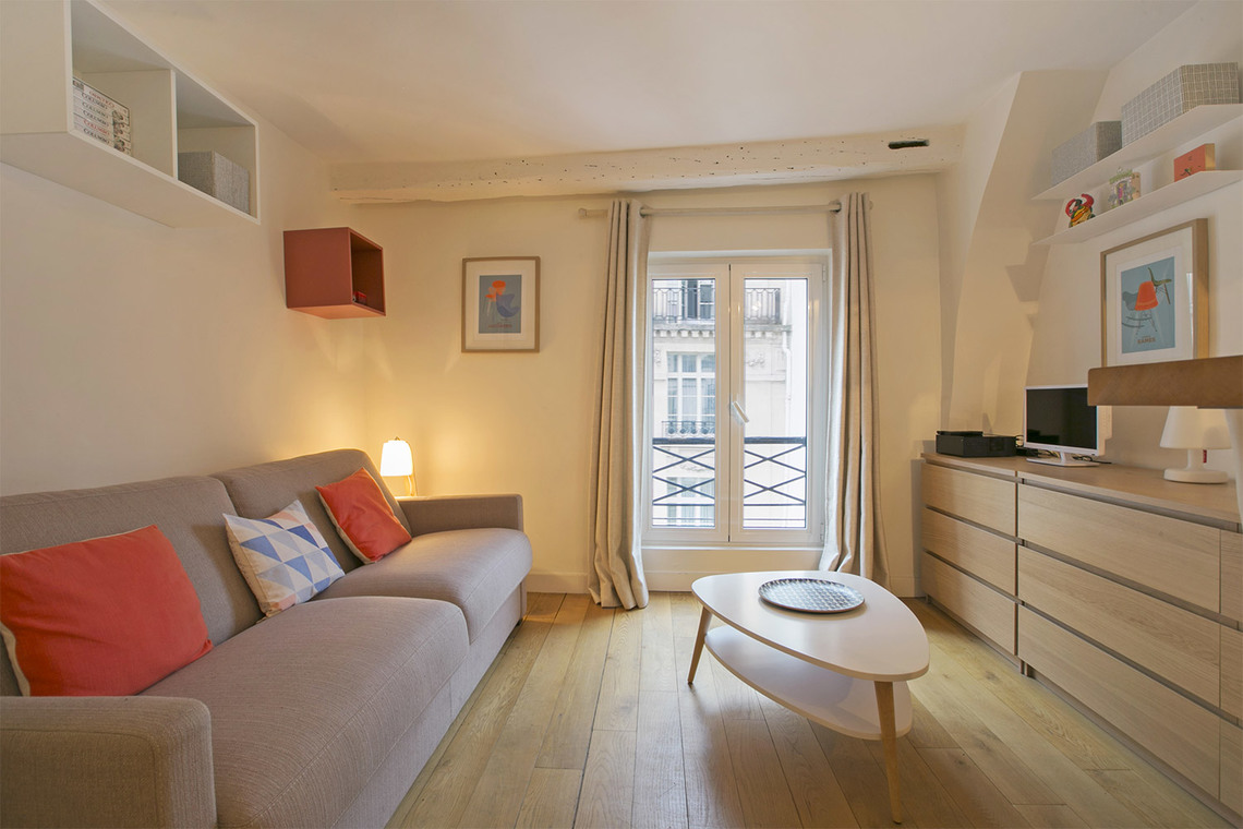 Apartment Paris Rue du Bac 3