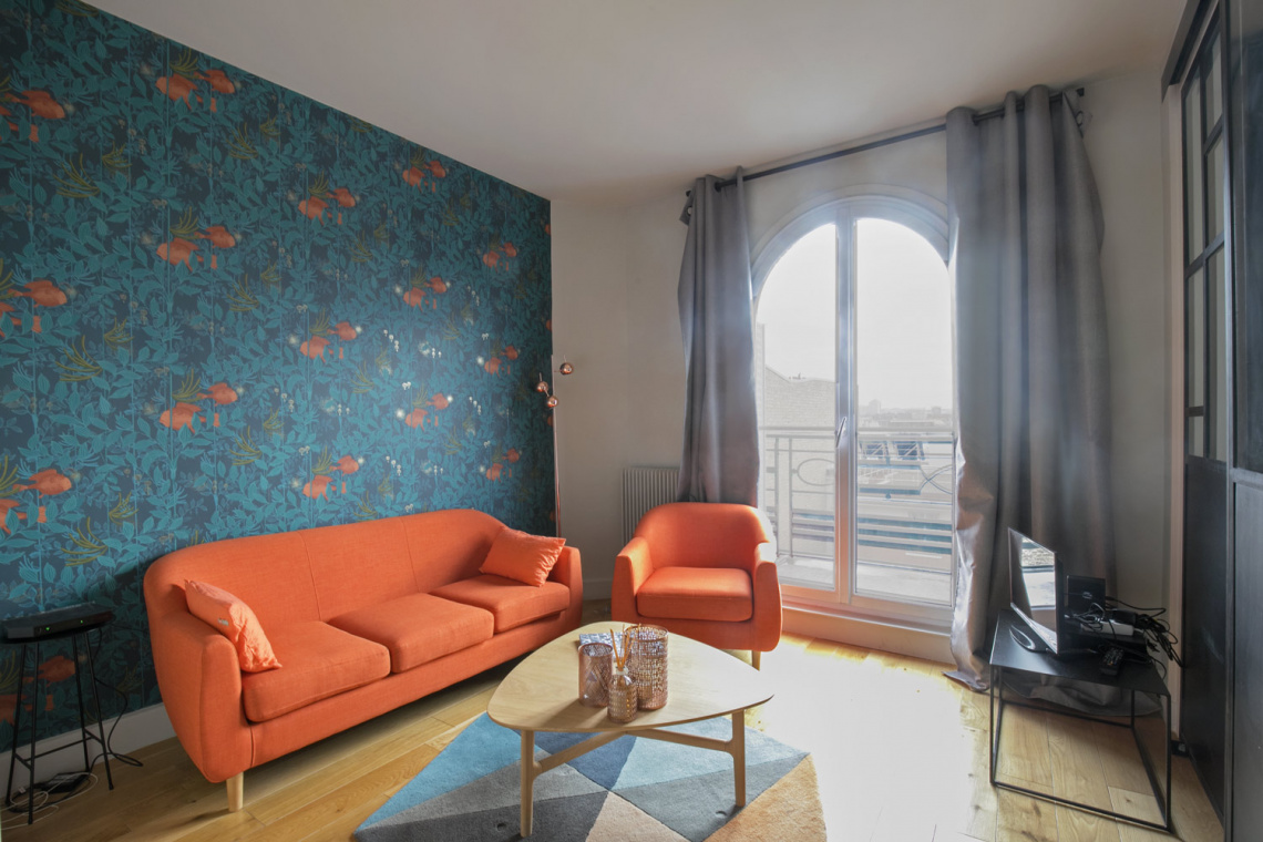 Boulogne Billancourt Rue Fessart Apartment for rent