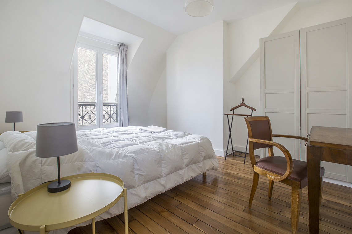 Apartment Paris Rue d'Armaillé 5