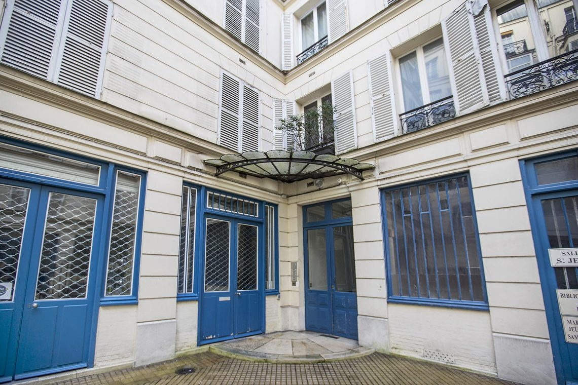 Apartment Paris Rue d'Armaillé 11