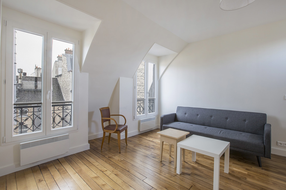 Paris Rue d'Armaillé Apartment for rent