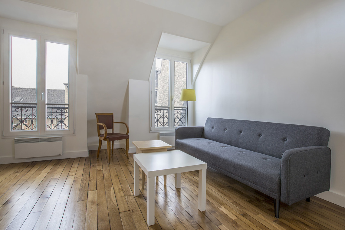Apartment Paris Rue d'Armaillé 2