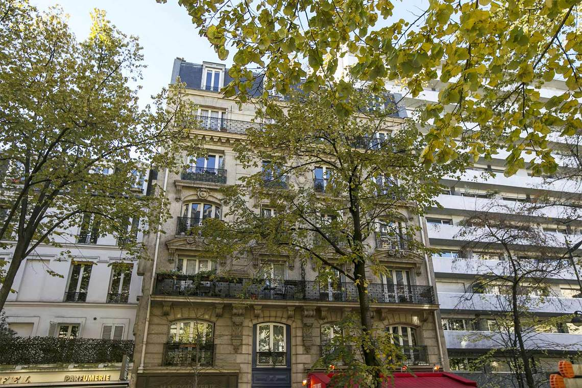 Apartamento Paris Avenue de Suffren 18