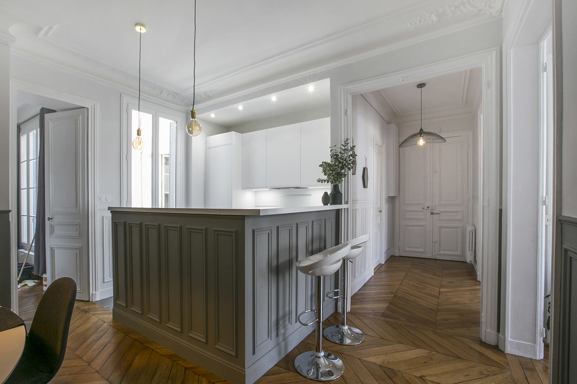 Apartment Paris Boulevard de la Tour Maubourg 5