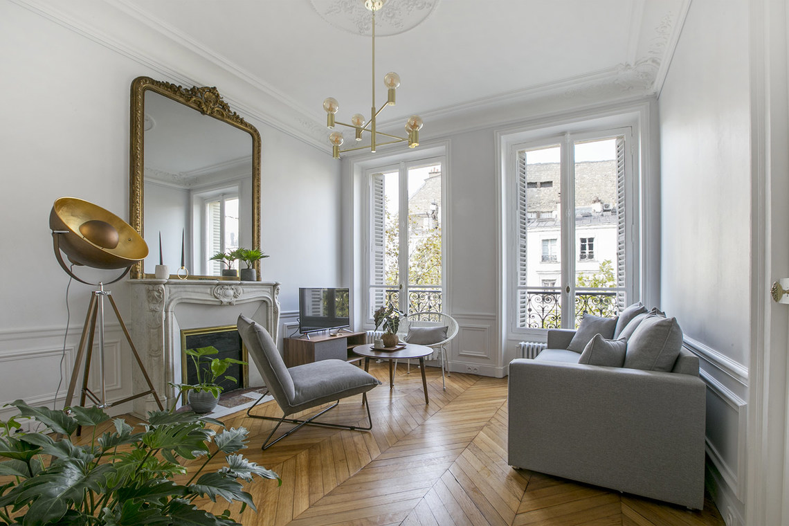 Furnished apartment for rent Paris Boulevard de la Tour Maubourg