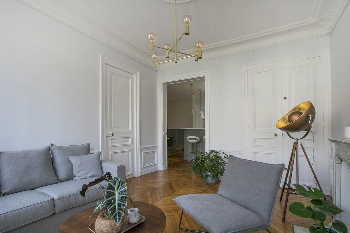 Apartment Paris Boulevard de la Tour Maubourg 3