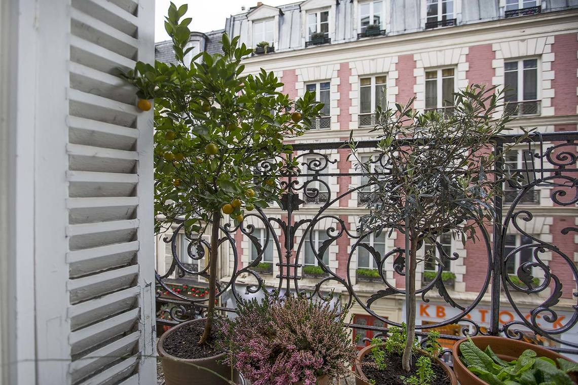 Apartment Paris Rue Duban 7
