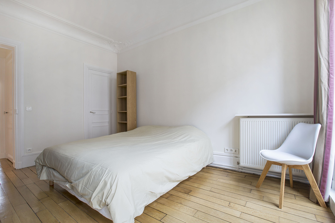 Apartment Paris Rue Duban 11