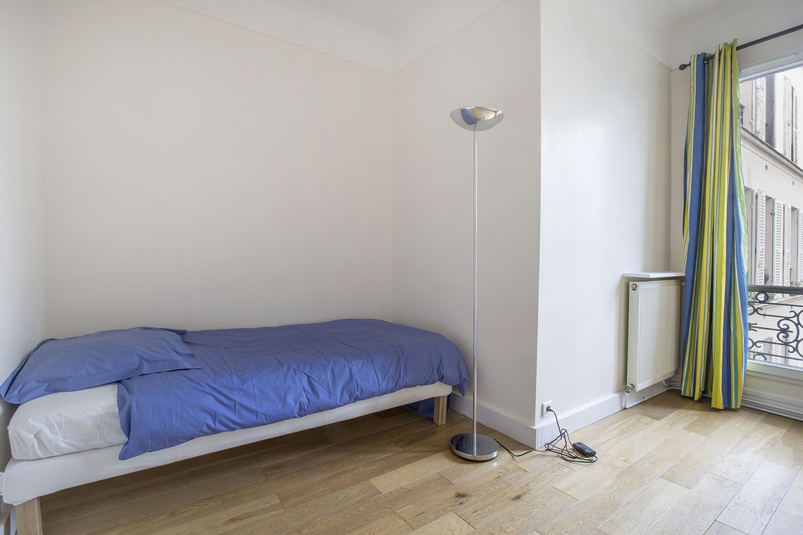 Apartment Paris Rue Duban 14