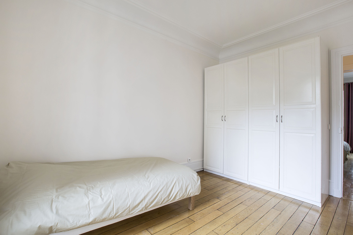 Apartment Paris Rue Duban 17