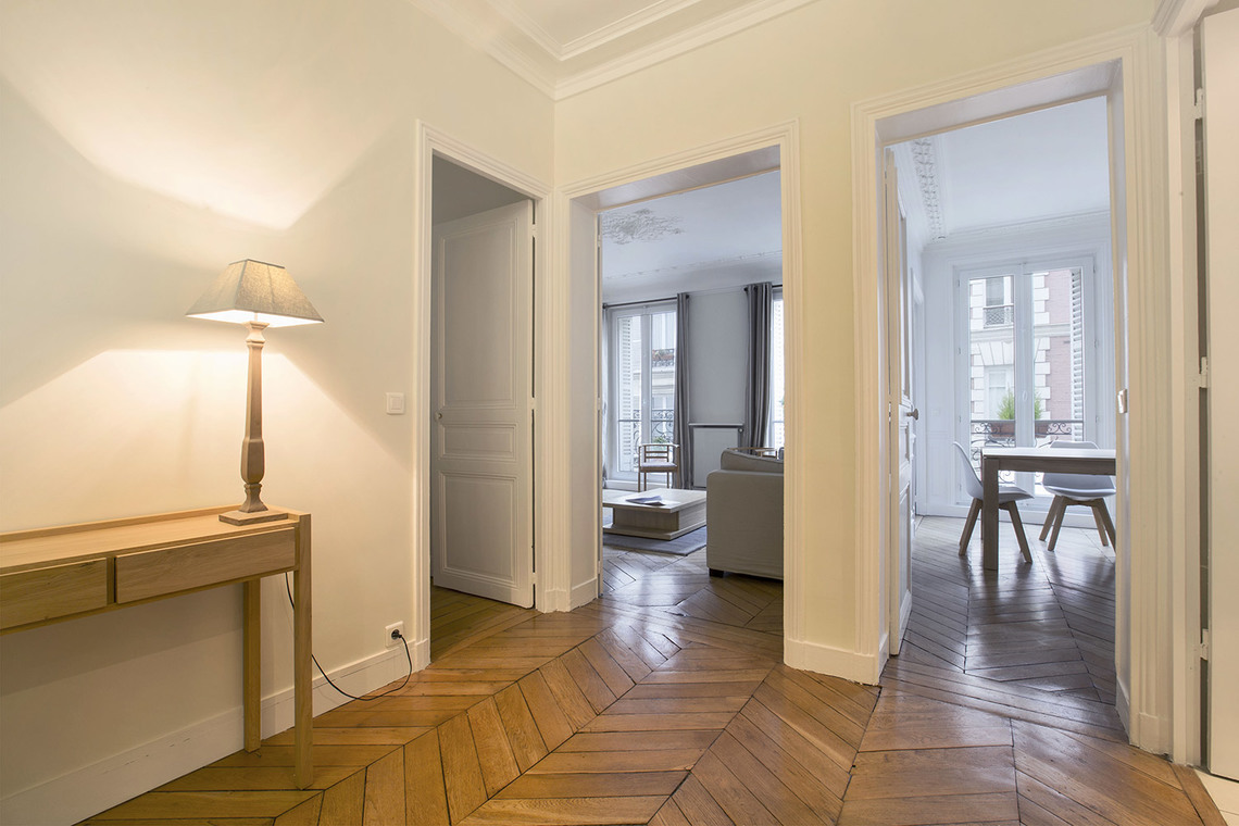 Apartment Paris Rue Duban 18