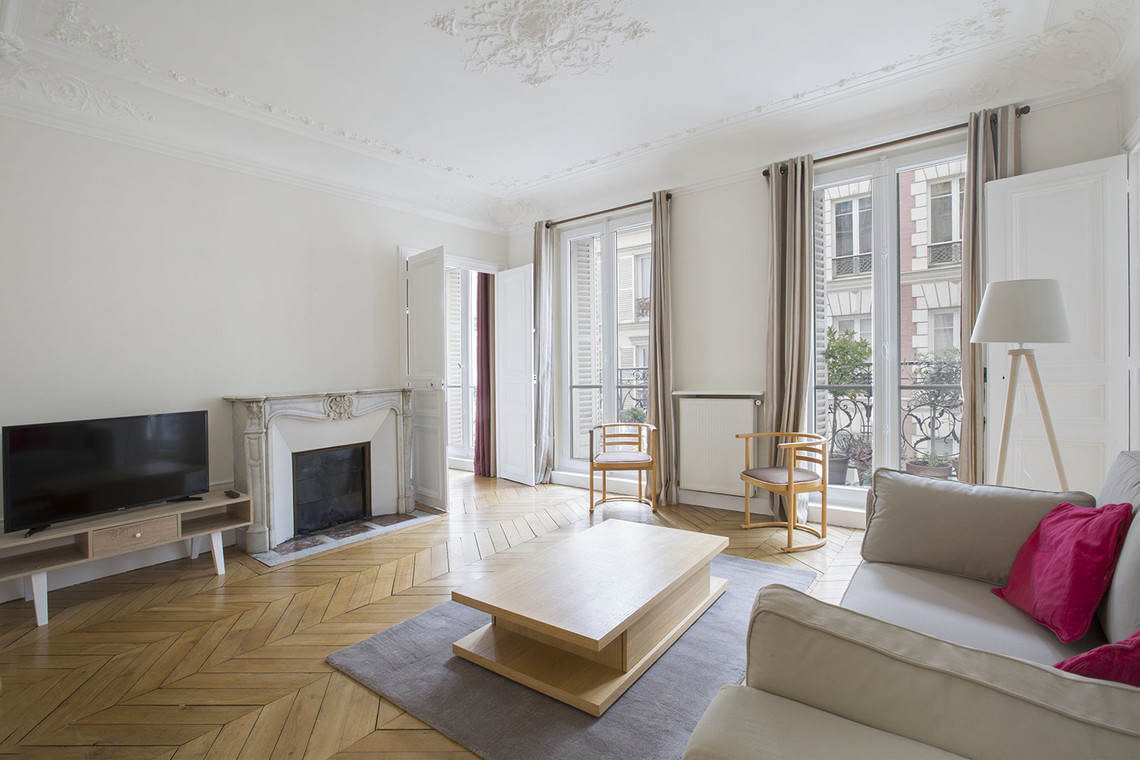 Paris Rue Duban Apartment for rent