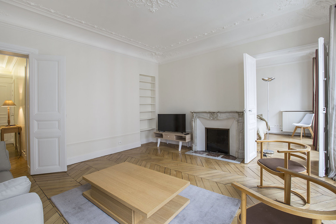 Apartment Paris Rue Duban 2