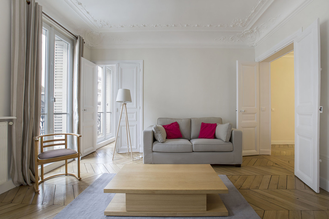 Apartment Paris Rue Duban 3