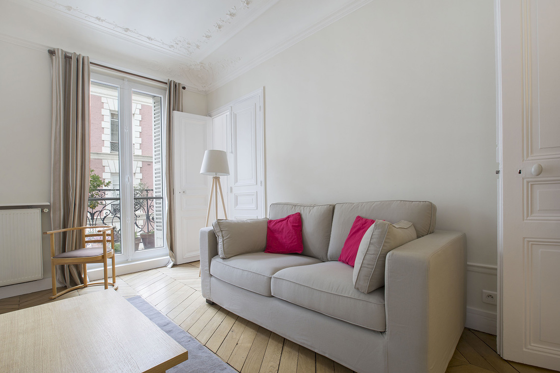 Apartment Paris Rue Duban 4