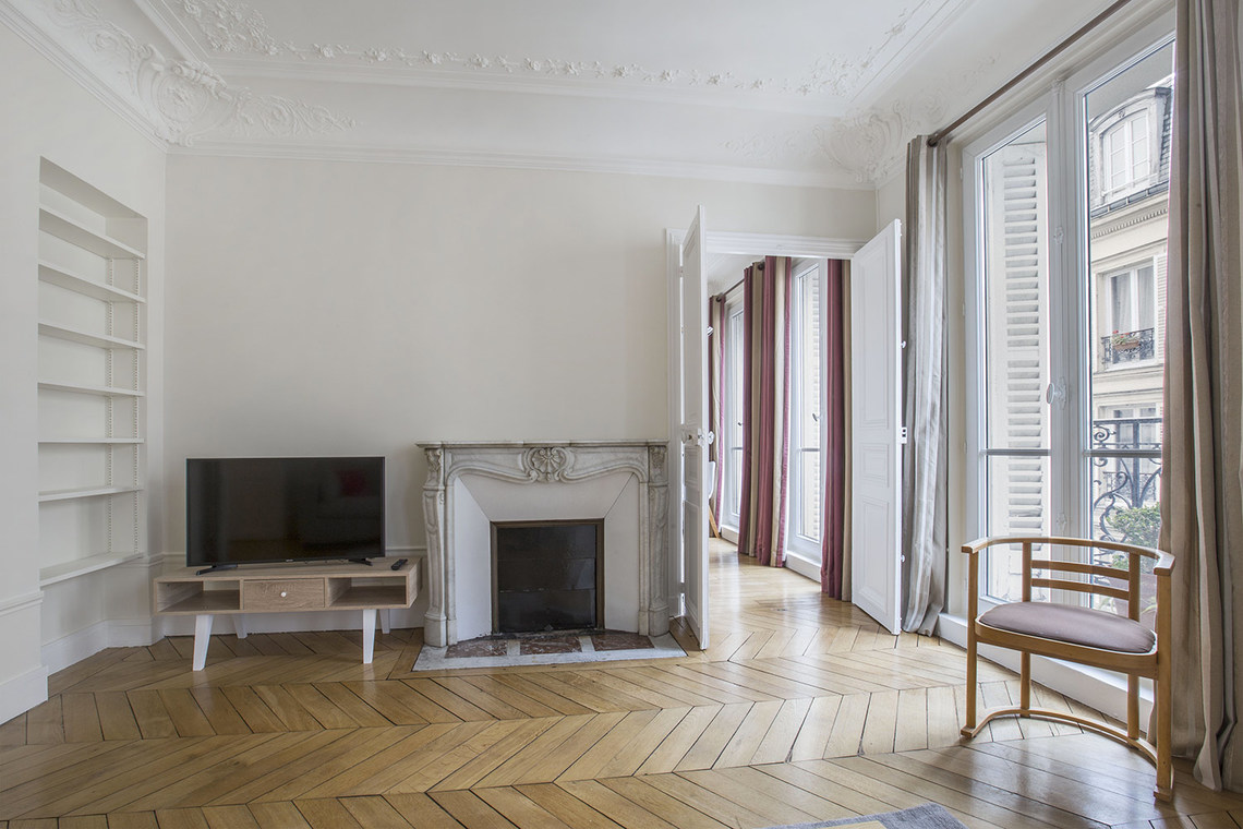 Apartment Paris Rue Duban 5