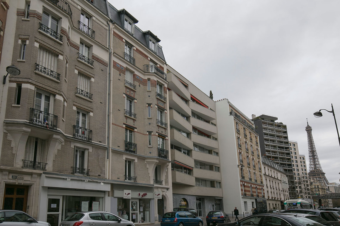 Apartment Paris Rue Saint Charles 15