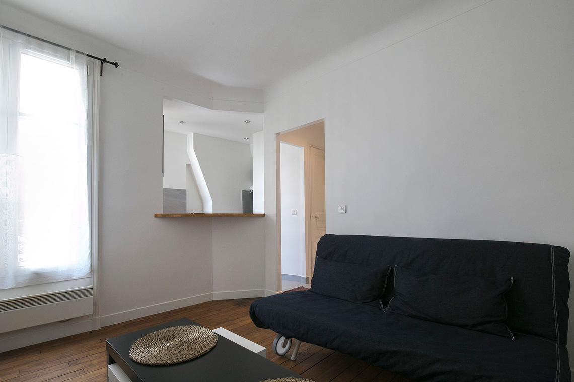 Apartment Paris Rue Saint Charles 3