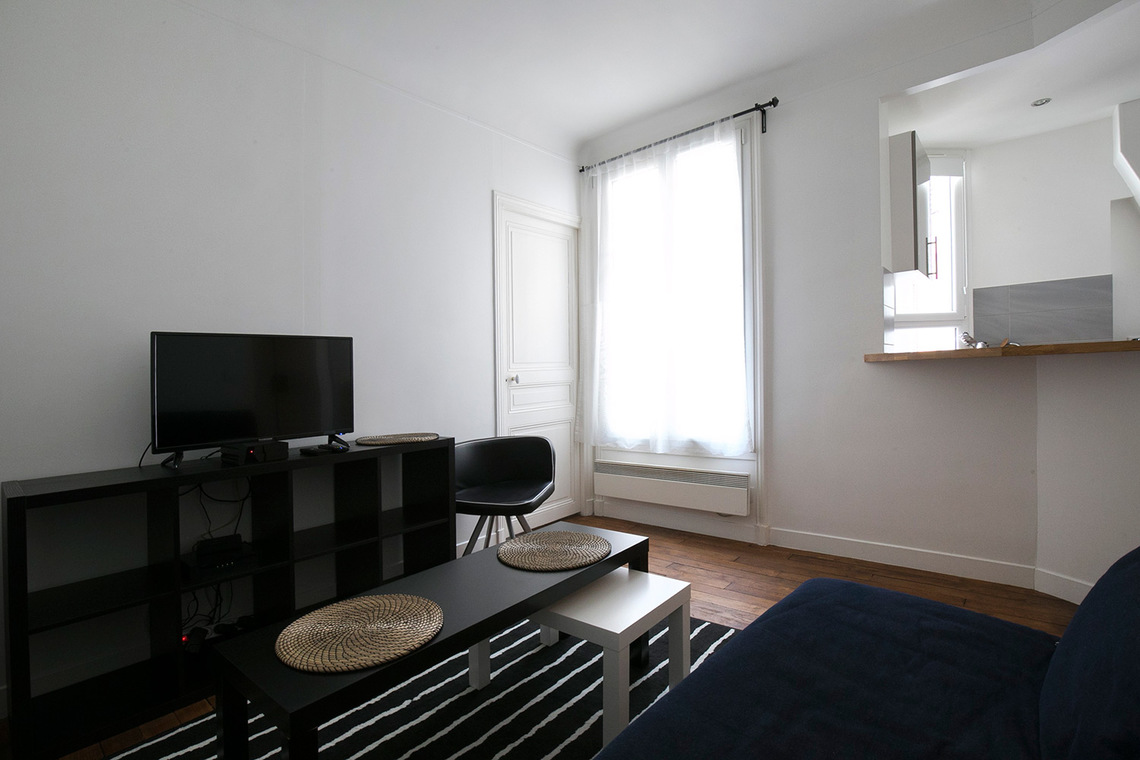 Apartment Paris Rue Saint Charles 4