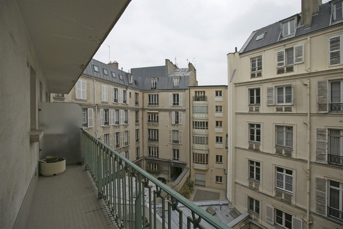 Apartment Paris Rue de Lisbonne 11