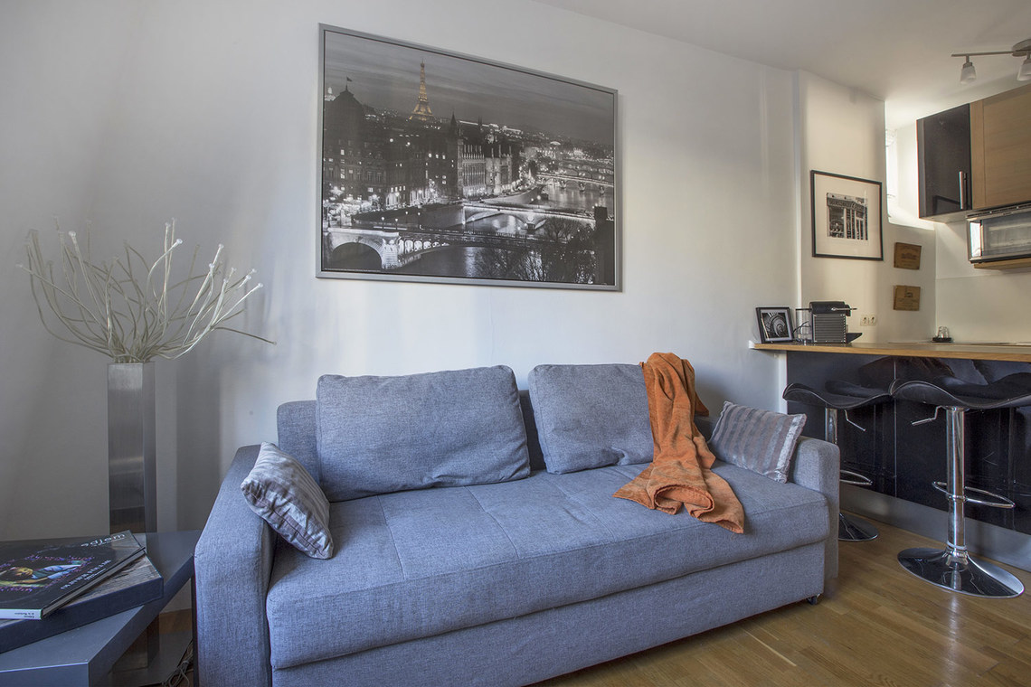 Paris Rue du Temple Apartment for rent