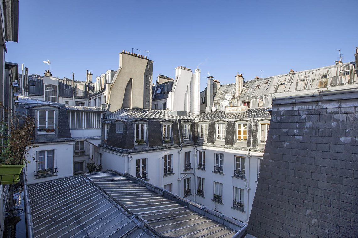 Apartment Paris Rue du Temple 11