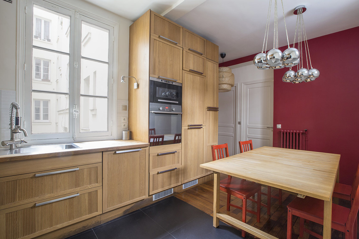 Apartment Paris Rue Baron 6