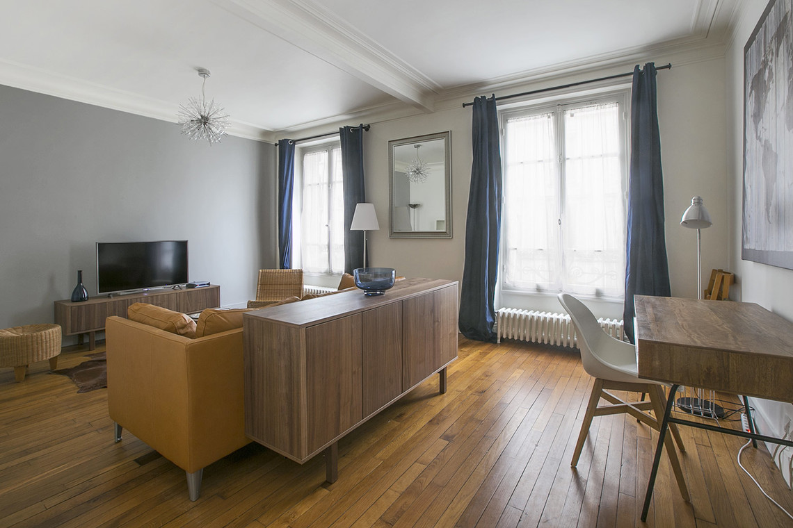 Paris Rue Baron Apartment for rent