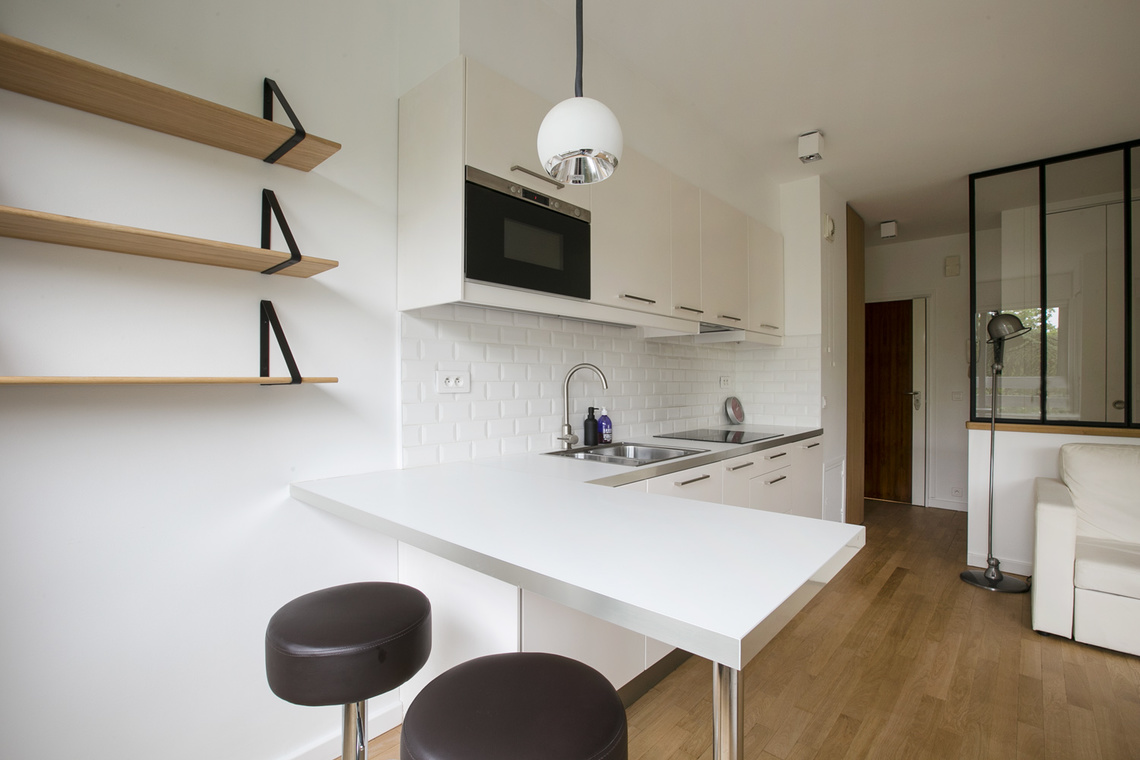 Neuilly / Seine Rue de Chézy Apartment for rent