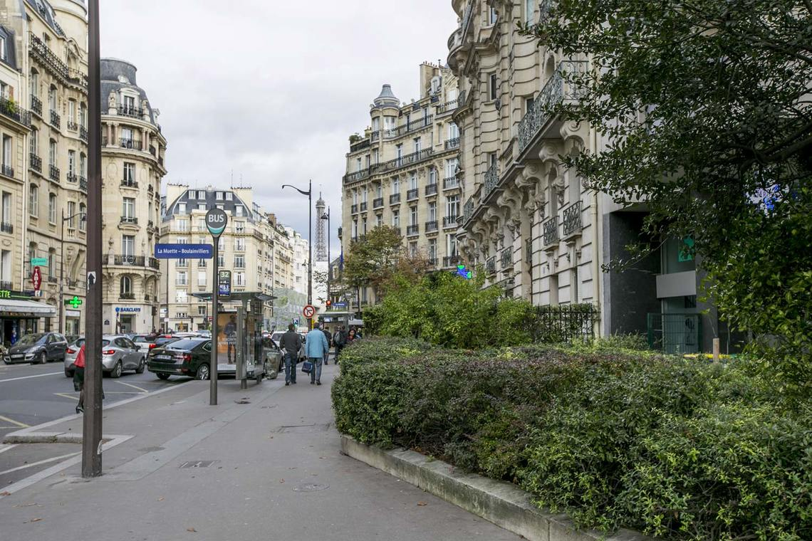 Apartment Paris Rue Albéric Magnard 26