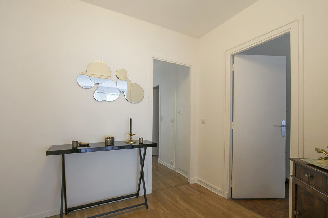 Apartment Paris Rue Miollis 8