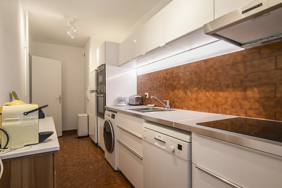 Apartment Paris Rue Miollis 6