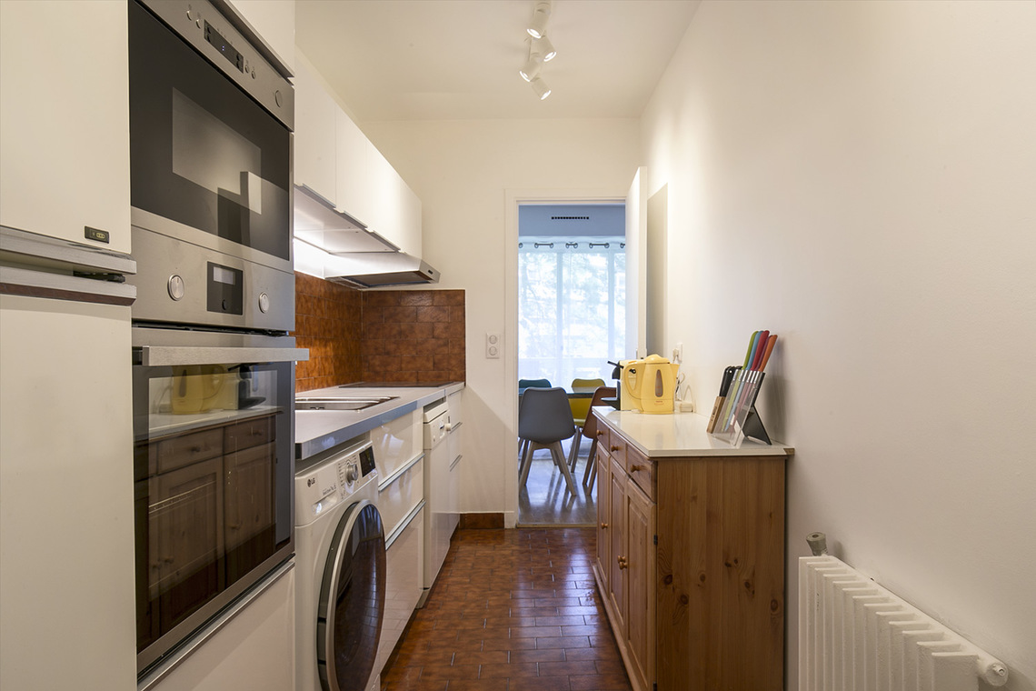 Apartment Paris Rue Miollis 7