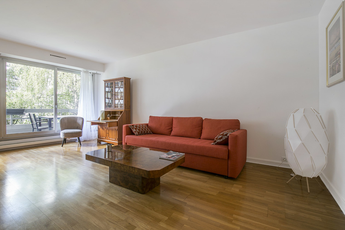 Apartment Paris Rue Miollis 4