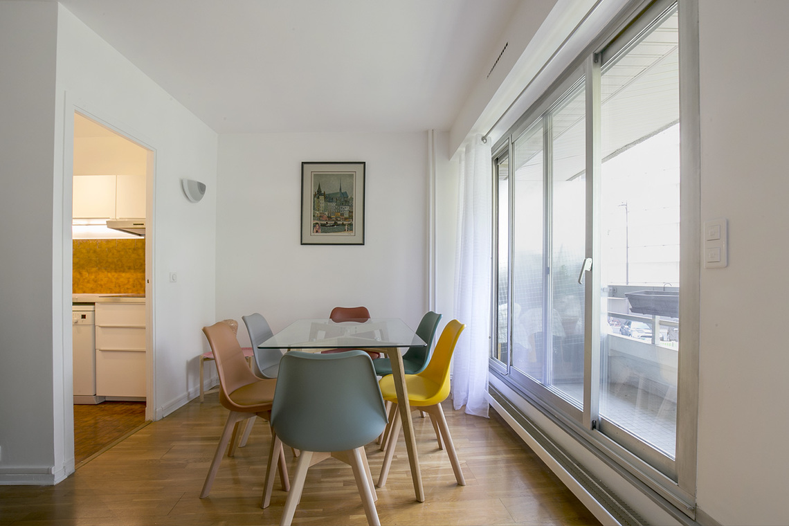 Paris Rue Miollis Apartment for rent