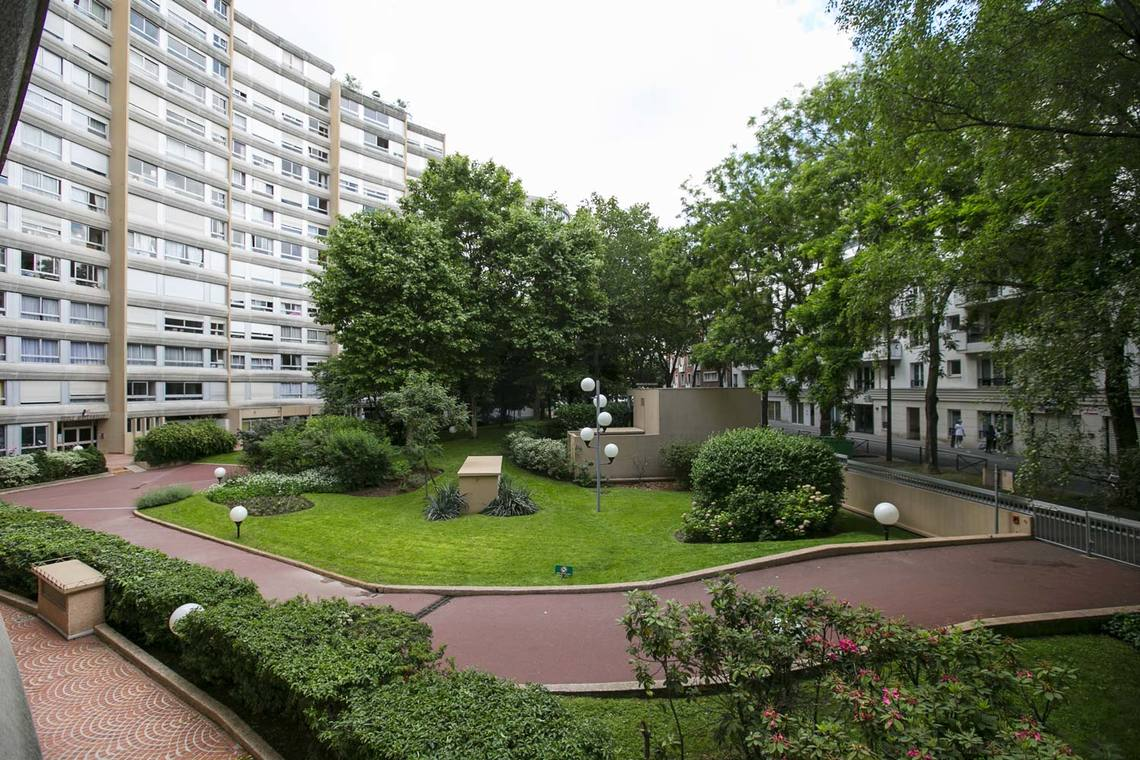 Apartment Paris Rue Miollis 11