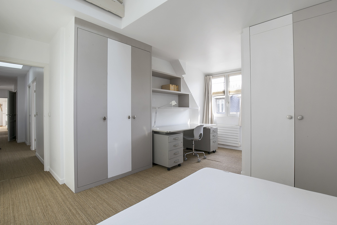 Apartment Paris Rue de Madrid 11