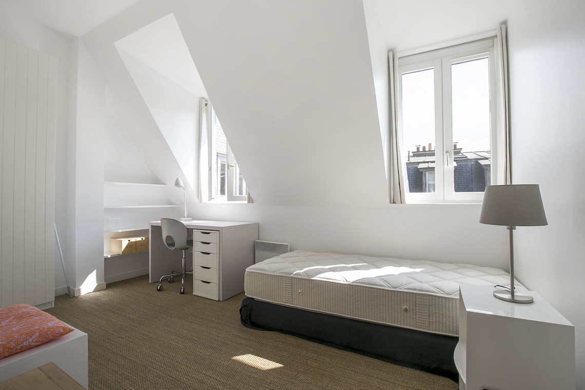 Apartment Paris Rue de Madrid 16
