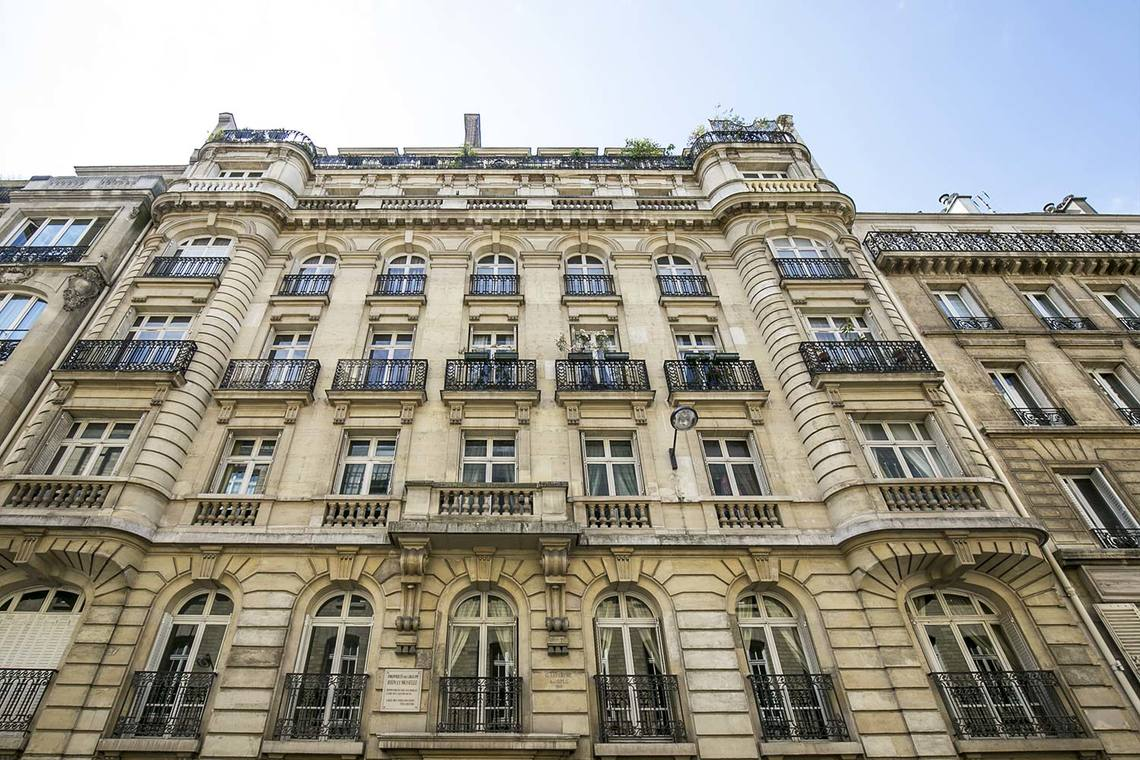 Apartment Paris Rue de Madrid 21