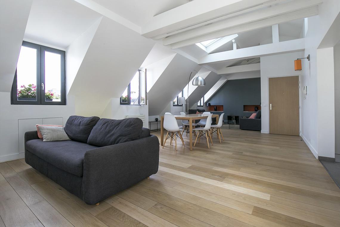Furnished apartment for rent Paris Rue de Madrid