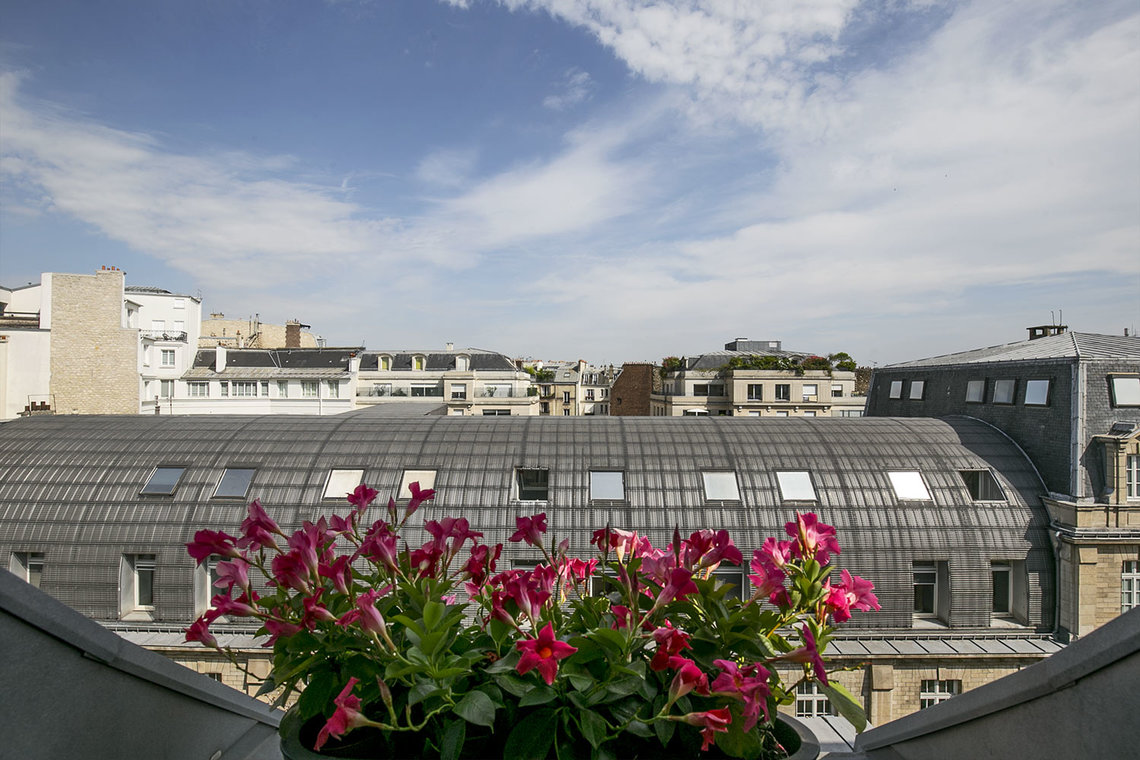 Apartment Paris Rue de Madrid 7
