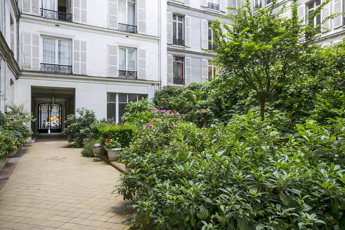 Apartment Paris Boulevard Haussmann 13