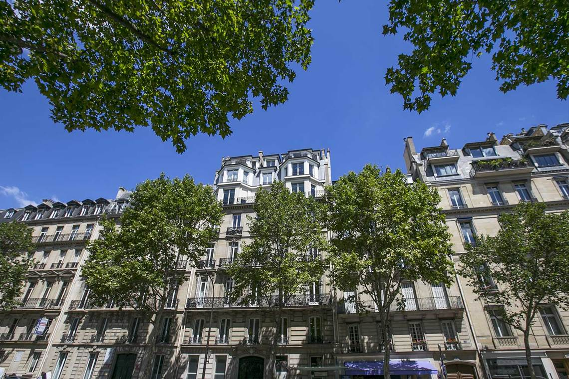 Apartment Paris Boulevard Haussmann 14