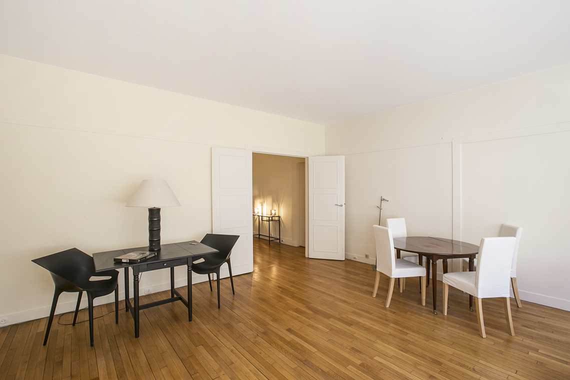 Apartment Paris Boulevard Haussmann 2