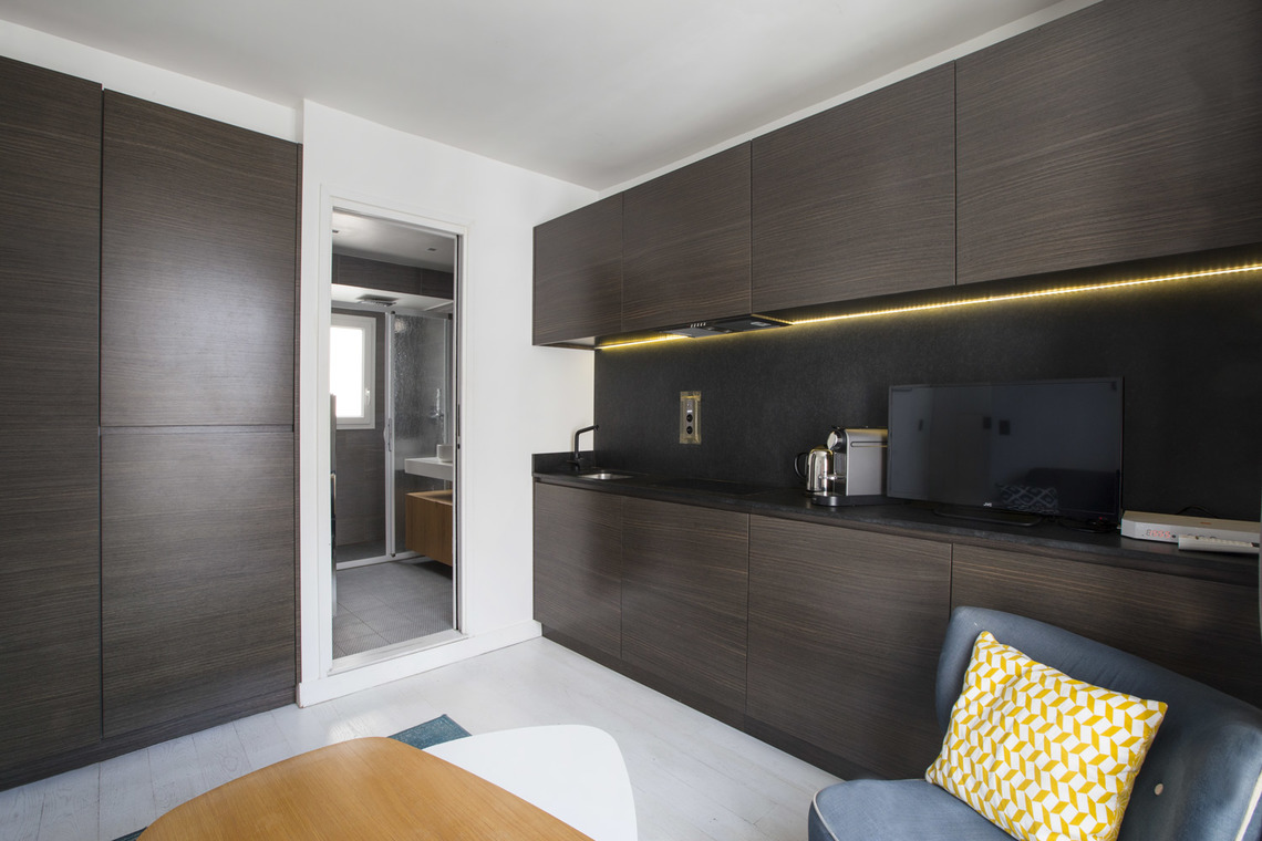 Apartment Paris Rue Andre Barsacq 8