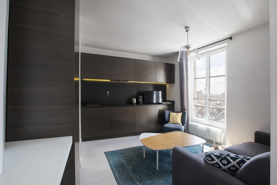 Apartment Paris Rue Andre Barsacq 6