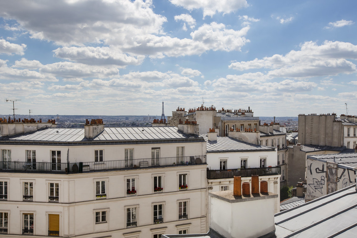 Apartment Paris Rue Andre Barsacq 11