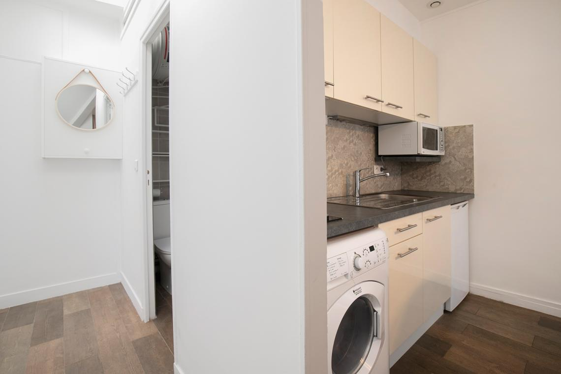 Apartment Paris Rue Elzevir 7