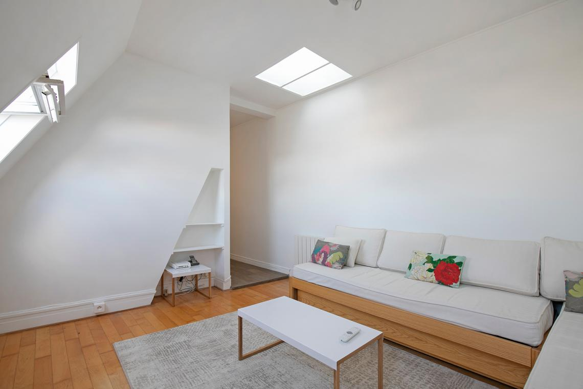 Apartment Paris Rue Elzevir 3