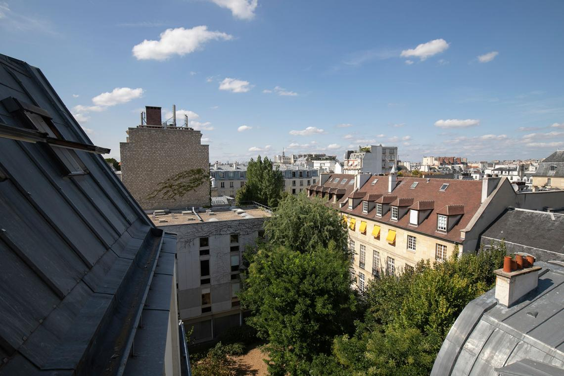 Apartment Paris Rue Elzevir 14